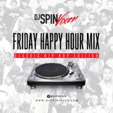 Happy Hour Fridays: Classic Hip Hop Edition