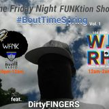 5-25-18 Friday Night FUNKtion Show @ WJRH & WFNK