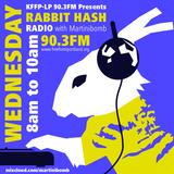 Rabbit Hash Radio : KFFP-LP 90.3FM Episode #36