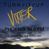 T U R N △ I T △ U P on Phoenix 98FM: 18th February 2019
