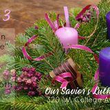 12-16-18 Sermon - 1 Corinthians 4:1-5, Advent 3