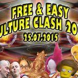 Guwanej @ Culture Clash Part 1 25.7.15 in Munich