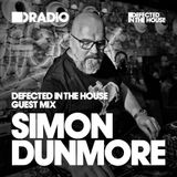 Defected In The House Radio Show 30.09.16 Guest Mix Simon Dunmore
