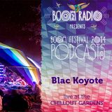 Boom Festival 2014 - Chill Out Gardens 10 - Blac Koyote