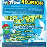 Thumpa & MC Frikshon LIVE @ Jellybeanz Dec 2011 (Classic Freeform)