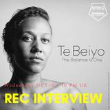 Te Beiyo - @RadioKC - Paris Interview OCT 2017