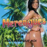 DJ JIMITO 2K15 MEGA MERENGUE MIX