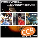 Paul Dupree Gives Up The Funk #89 - 13/4/19 - Chelmsford Community Radio