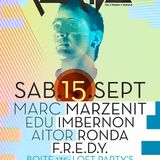 Marc Marzenit - Live in Florida135, Barcelona, Spain (15-09-2012)
