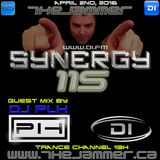 The Jammer - Synergy 2016 Podcast 04 Feat. DJ PLH [EPISODE 115]
