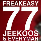 Jeekoos & EVeryman @ Freakeasy, Chicago, 03.09.13