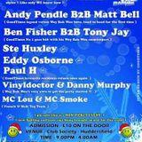 Goodtimes Boxing Night 2009 - Huddersfield