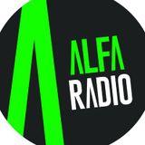 Israel escobar at Radio Alfa 104.1FM - @Guayaquil