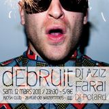 "FARAI : wesh set @ KIOSK CLUB / ""WESH!"" party, w/ Debruit & dj Aziz / march 2011"