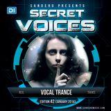 Secret Voices 42 (January 2014) (Vocal Trance)