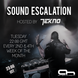 Sound Escalation 087 with Ron Alperin