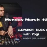 2 1/2 Hrs Extended Elevation - Music with Feeling March 4th, 2019 The Ground Radio Show by DJ Yogi