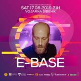 E-Base @ Project Vojarna w fATBOY sLIM 17082019