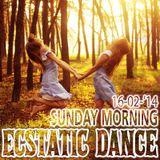 Ecstatic Dance Amsterdam - Sunday Morning - Dj Martyn Zij - 16-02-2014