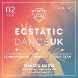 Ecstatic Dance UK - SUN•DAY 02.02.20