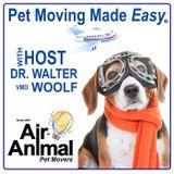 Corporate Sponsored International pet Move