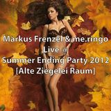 Opening @ Summer Ending Party 2012 by me.ringo & Markus Frenzel