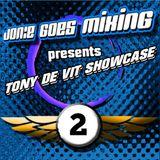 JGM378B: Jon:e Goes Mixing presents Tony De Vit Show Case (Part 2)