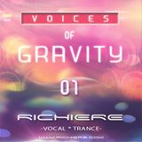 Richiere - Voices Of Gravity 01 (Vocal Trance Mix)