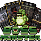 R4A – Reviews: Boss Monster (the board game)