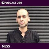 CS Podcast 260: Ness