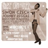 Warm Up #1 for Get On Up! Make Ready with Johnny Reggae!!!