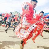 """CAPORALES SAN SIMON VA USA """"FESTIVAL BOLIVIANO 2016"""" (if3r17)"""