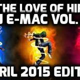 FOR THE LOVE OF HIP HOP VOL. II April 2015