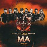 2019.03.22. - ORIGO - LIGET Club, Budapest - Friday