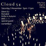 currantbun DJ set - Cloud 54 - 03/11/18 @ Fifty Four, Horley