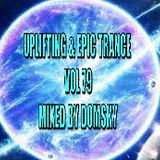 UPLIFTING & EPIC TRANCE VOL 79...MIXED BY DOMSKY