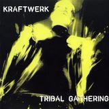 KRAFTWERK tribal gathering live performance at luton hoo estate bredforshire uk 24.05.1997