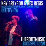 Kay Greyson & Rex Regis reflect on Chat Trust showcase at o2 Academy