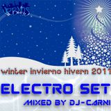 Electro set - winter 2011