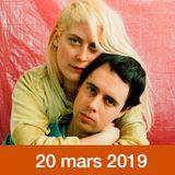 33 TOURS MINUTE - Le meilleur de la musique indé - 20 mars 2019