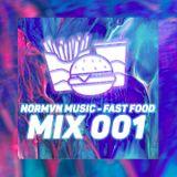 NORMVN MUSIC - FAST FOOD 001(MIX NO JINGLE)