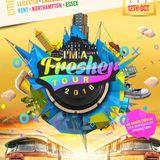 #IMAFresherTour Afrobeats Mix - By @PocksYNL
