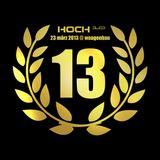 DR WOE @ 13 ys Hoch10 Geburtstagssause - Waagenbau Hamburg