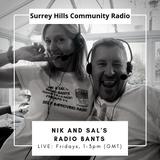 Nik and Sal's Radio Bants - 12 04 2019