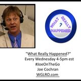 WGLRO Radio with Joe Cochran What Really Happen 5-16- 2018 Wednesday