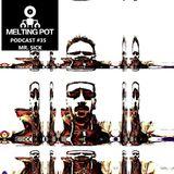 Mr. Sick - Melting Podcast #35 (128BPM Special Mix)