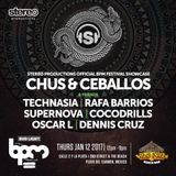 Dennis Cruz @ Stereo Productions Showcase, Wah Wah Beach Club (Playa del Carmen, MEX) - 12.01.2017