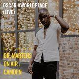 Oscar #Worldpeace (Live)   Dr. Martens On Air : Camden