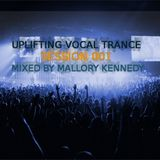 Uplifting Vocal Trance - Session 001