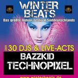BaZZkid Feat. TechnoPixel @Winter Beats, Saturn Arena, Ingolstadtam 19.01. 2013